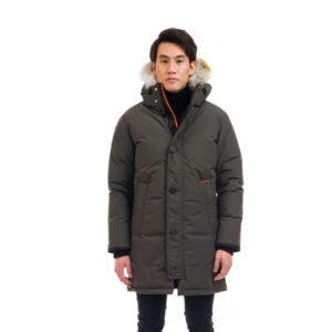 OSC Winterjas Model Nevluk Urban Fur