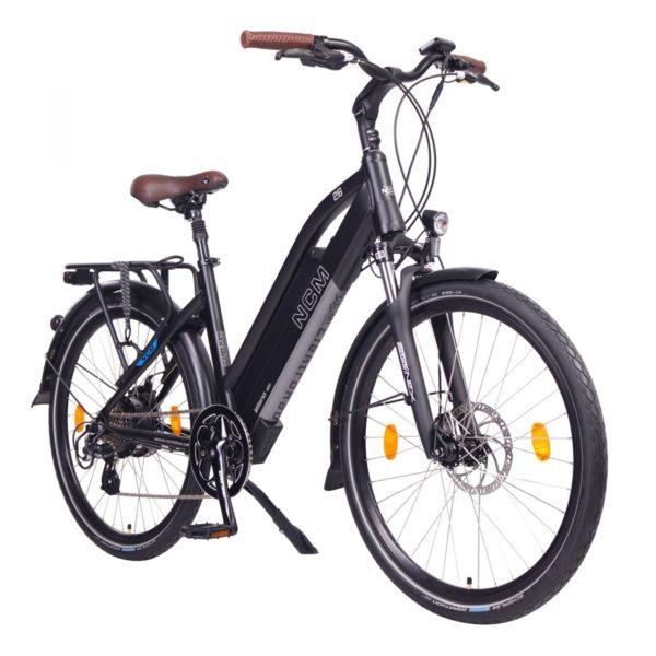 NCM E-Bike / Trekking Bike / Stadsfiets Model Milano