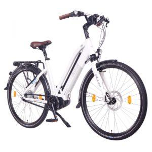 NCM E-Bike Trekking / E-Stadsfiets Model Milano Max