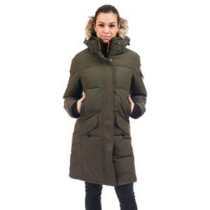 OSC Winterjas Model Siku Urban Fur