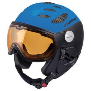 Slokker Vizier Ski Helmet Model Balo (Model 2020)