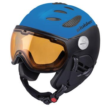 Slokker Vizier Ski Helmet Model Balo Model 2020 Via2shop