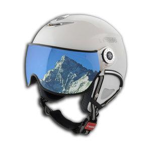 Ski Helmets With Visor
