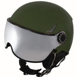 OSBE Monviso Ski Helmet Mat Military Green