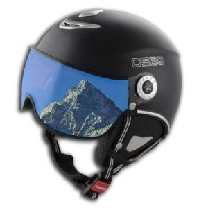 OSBE Proton Snow Ski Helmet Dull Black