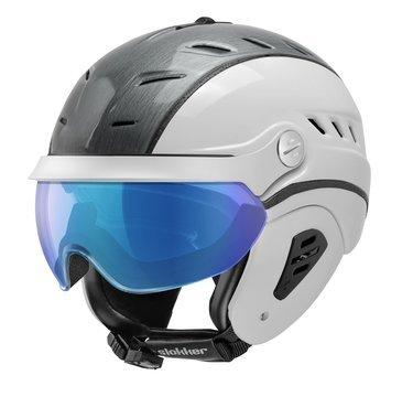 Slokker Visor Ski Helmet Model Bakka Multi Layer Via2shop