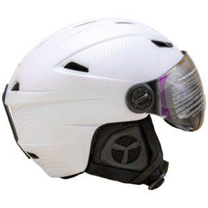 BOMAX Visor White