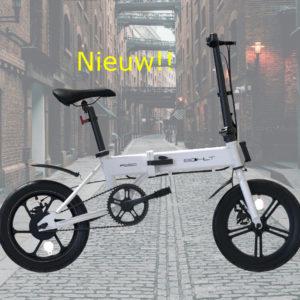 Bohlt Elektrische Vouwfiets Model R160 WH