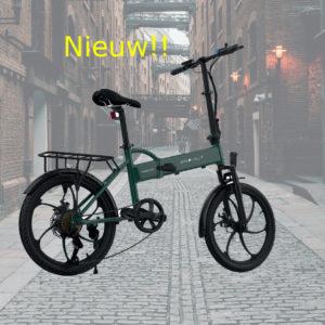 Bohlt Elektrische Vouwfiets Model R200 AG