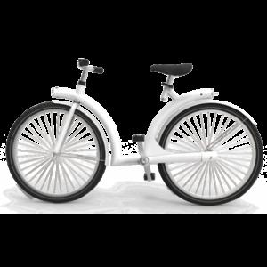 byAr Volta E-Bike Wit Zwart