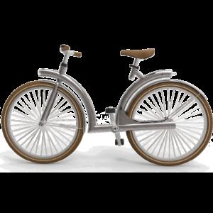 byAr Volta E-Bike Staal Bruin